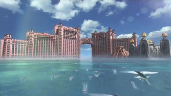Atlantis TV Spot, 'September 2015: $250 Airfare Credit'