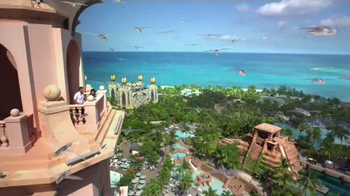 Atlantis TV Spot, 'September 2015: $250 Airfare Credit' - Thumbnail 3