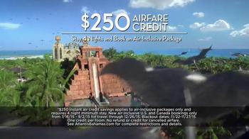 Atlantis TV Spot, 'Last Chance for Air Credit' - Thumbnail 5