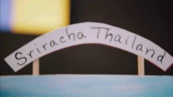 Denny's Spicy Sriracha Burger TV Spot, 'Awesome Sauce' - Thumbnail 3