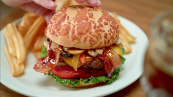 Denny's Back to School Big Burger Bash TV Spot, 'Yearbook' - Thumbnail 7