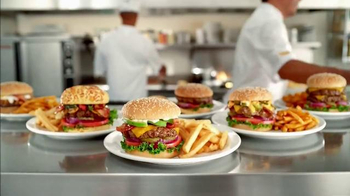 Denny's Back to School Big Burger Bash TV Spot, 'Yearbook' - Thumbnail 8