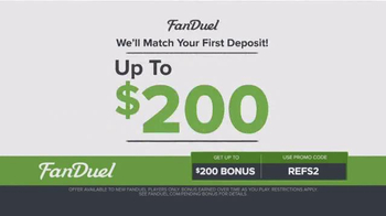FanDuel Fantasy Football One-Week Leagues TV Spot, 'Get Paid for Knowledge' - Thumbnail 6