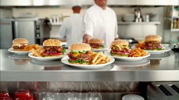 Denny's Bacon Avocado Cheeseburger TV Spot, 'Alligator Pear' - Thumbnail 4