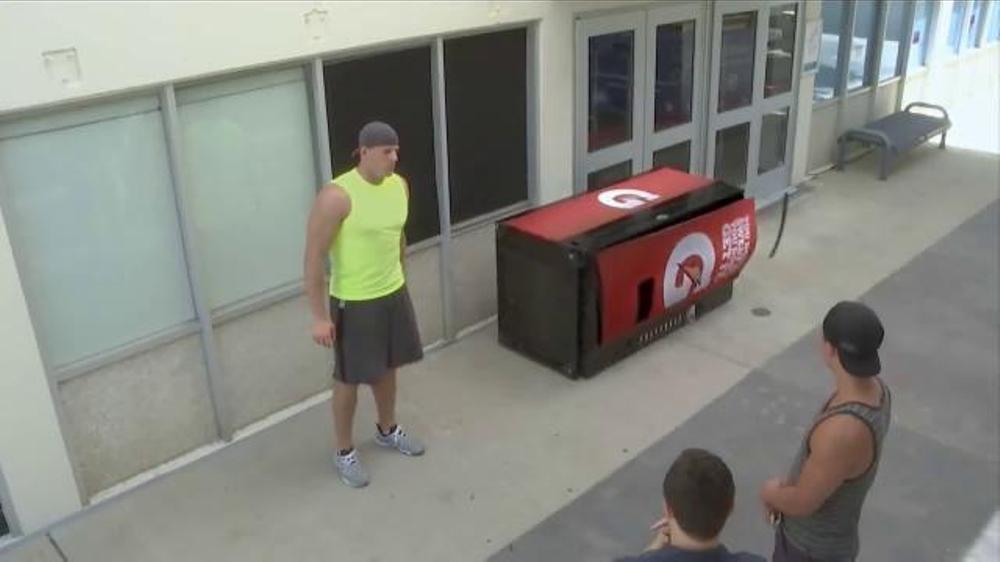 Gatorade TV Commercial, 'Sweat It to Get It: Tip' Featuring J.J. Watt