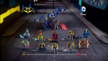 Batman Unlimited CybeRex TV Spot, 'Monster Mayhem' - 486 commercial airings