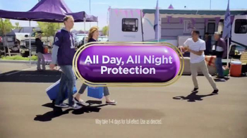 Nexium 24HR TV Spot, 'Walmart: Make Your Game Time Great '