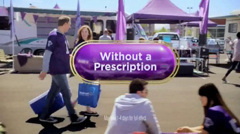 Nexium 24HR TV Spot, 'Walmart: Make Your Game Time Great ' - Thumbnail 3