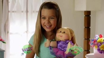 Cabbage Patch Kids & Adoptimals TV Spot, 'Adopt a Pet' - Thumbnail 2
