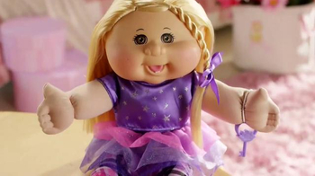 Cabbage Patch Kids & Adoptimals TV Spot, 'Adopt a Pet' - Thumbnail 3