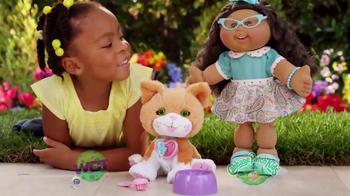 Cabbage Patch Kids & Adoptimals TV Spot, 'Adopt a Pet' - Thumbnail 5