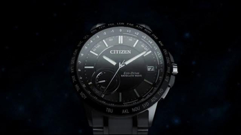 Citizen Satellite Wave - World Time GPS Watch TV Spot, 'Worldwide' - Thumbnail 1