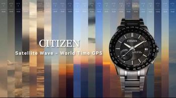 Citizen Satellite Wave - World Time GPS Watch TV Spot, 'Worldwide' - Thumbnail 9