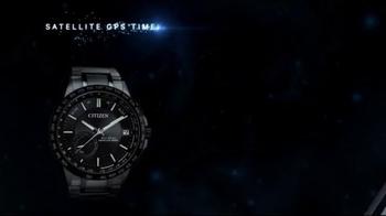 Citizen Satellite Wave - World Time GPS Watch TV Spot, 'Worldwide' - Thumbnail 2
