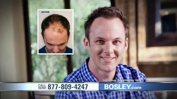 Bosley TV Spot, 'Social Networking' - 273 commercial airings