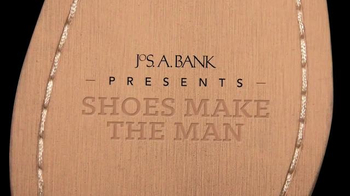JoS. A. Bank TV Spot, \'Shoes Make the Man\'