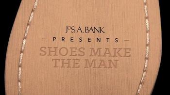 JoS. A. Bank TV Spot, 'Shoes Make the Man'