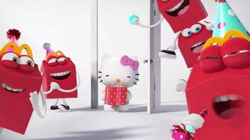 McDonald's Happy Meal TV Spot, 'Hello Kitty Toys'