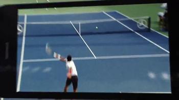 2015 US Open Tennis Championship App TV Spot, 'Wherever You Are' - Thumbnail 3