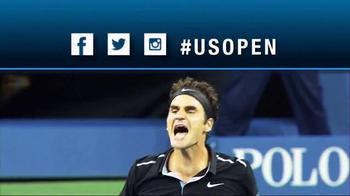 2015 US Open Tennis Championship App TV Spot, 'Wherever You Are' - Thumbnail 6