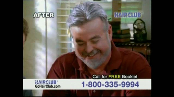Hair Club TV Spot, 'Don't Tolerate Hair Loss' - Thumbnail 4