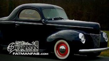 Fatman Fabrications TV Spot, 'Custom Chassis'