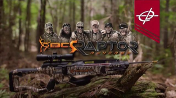 Barnett BC Raptor Reverse TV Spot, 'Rock Solid Shot'