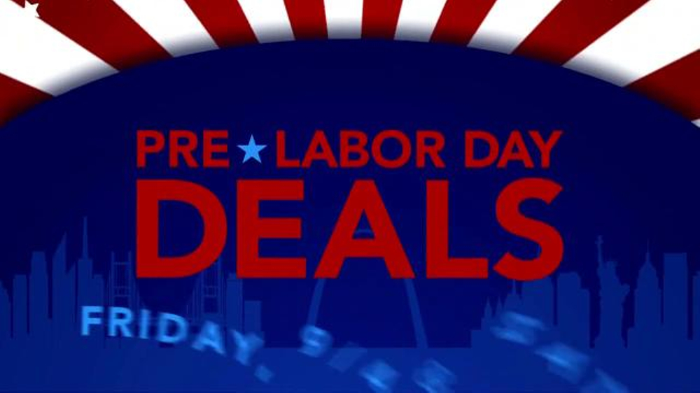 Discount Tire Pre Labor Day Deals Tv Commercial Thinking About