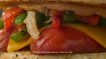 Dunkin' Donuts Tailgater Breakfast Sandwich TV Spot, 'Gameday Excitement' - Thumbnail 5
