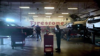 Firestone Complete Auto Care TV Spot, 'Can't Mass Repair: Prepaid Visa' - Thumbnail 2