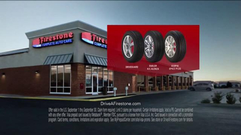 Firestone Complete Auto Care TV Spot, 'Can't Mass Repair: Prepaid Visa' - Thumbnail 4