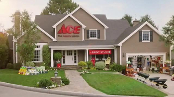 ACE Hardware Paint Studio TV Spot, \'Neighbor\'