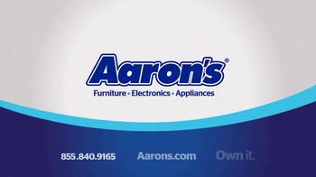 Aaron's Big Score Savings Event TV Spot, 'TV' - Thumbnail 8