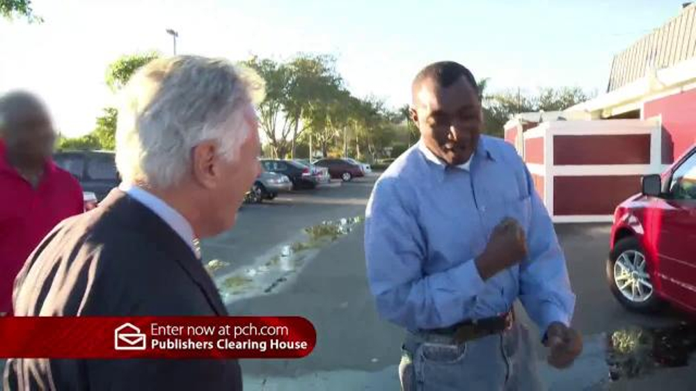 Publishers Clearing House TV Commercial, 'September 2015' Song by Bill  Conti - Video