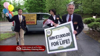 Publishers Clearing House TV Spot, 'September 2015' Song by Bill Conti - Thumbnail 1
