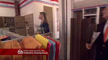 Publishers Clearing House TV Spot, 'September 2015' Song by Bill Conti - Thumbnail 2