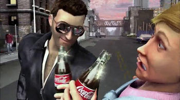 Coca-Cola TV Spot, 'Grand Theft Hero' - Thumbnail 3