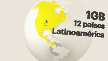 Sprint Open World TV Spot, 'Un homenaje a Latinoamérica' [Spanish] - Thumbnail 8