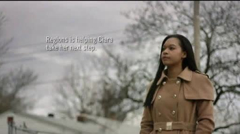 Regions Bank TV Spot, 'Getting Started: Ciara's Next Step Story' - Thumbnail 2