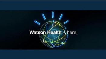 IBM Watson TV Spot, 'Cognitive Computing in Healthcare' - Thumbnail 6