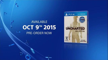 Uncharted: The Nathan Drake Collection TV Spot, 'Future' Song by Aerosmith - Thumbnail 10