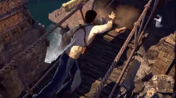 Uncharted: The Nathan Drake Collection TV Spot, 'Future' Song by Aerosmith - Thumbnail 4