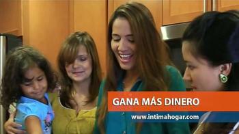 Íntima Hogar TV Spot, 'Mujer emprendedora' - Thumbnail 6