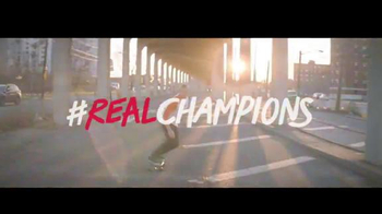Champion TV Spot, 'The Real Champions' - Thumbnail 7