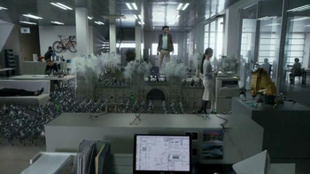 Game of War: Fire Age TV Spot, 'Office Army' - Thumbnail 8