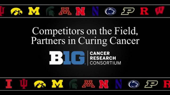 Big Ten Cancer Research Consortium TV Spot, 'Partners in Curing Cancer' - Thumbnail 1