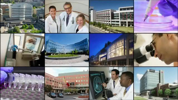 Big Ten Cancer Research Consortium TV Spot, \'Partners in Curing Cancer\'
