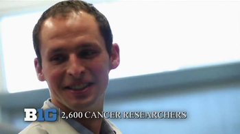 Big Ten Cancer Research Consortium TV Spot, 'Partners in Curing Cancer' - Thumbnail 4