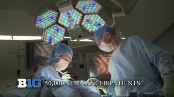 Big Ten Cancer Research Consortium TV Spot, 'Partners in Curing Cancer' - Thumbnail 5
