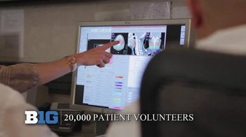 Big Ten Cancer Research Consortium TV Spot, 'Partners in Curing Cancer' - Thumbnail 6